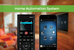 Control 4 Remote and App