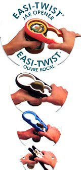 Evriholder Easi Twist Jar And Bottle Opener