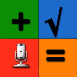 Talking Scientific Calculator App - iTunes artwork image