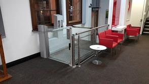 Ascensa Low Rise Platform Lift
