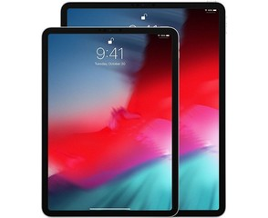 iPad Pro in different sizes