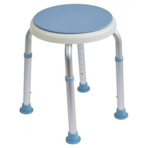 Aidapt Shower Stool with Rotating Seat