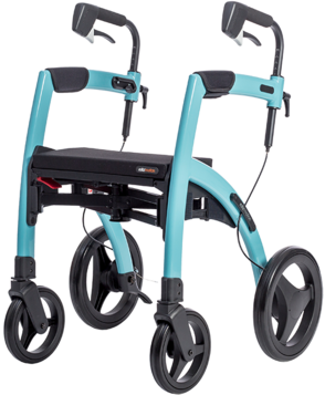 Rollz Motion Four Wheeled Walker