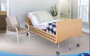 Aidacare premium homecare bed