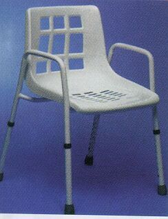Auscare Aluminium Shower Chair