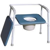 Auscare Bariatric All in One Commode