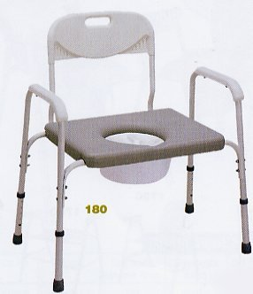 PR15800 Ansa Extra Care Plus Over Toilet Frame