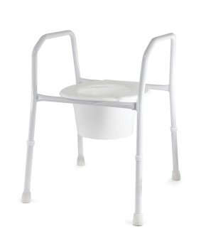 PR15723 Ansa Over Toilet Frame