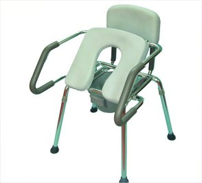 Freedom Healthcare Company Spring Loaded Lifter Shower Chair