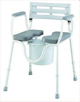 Freedom Healthcare Company Toilet Seat Raiser Shower Chair