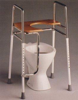 PR05859 K-Care Hip Spica Toilet Seat Raiser