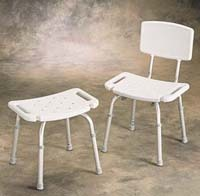 PR08887 Invacare Shower Chair/Stool