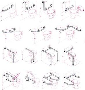 K-Care Toilet Rails