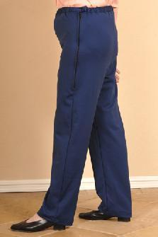 PR01220 Hot Stitches Side Opening Pants