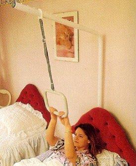 PR13148 Homecraft Monkey Pole Over Bed Pole Hoist