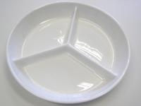 Ableware Tri-Divided Dish