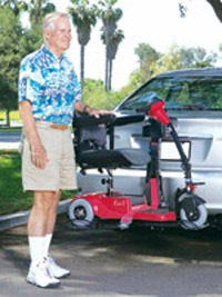 PR08012 Bruno Out-Sider Micro and Meridian Scooter Lifters