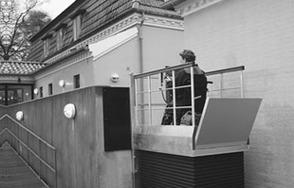 Guldmann Lifting Platform