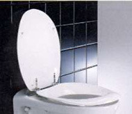 Colani Care Toilet Seat.