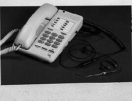 Leader Headset Telephone