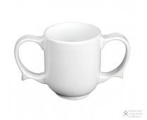 Dignity Two Handled Mug