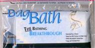 Bag Bath Disposable Wash Cloths