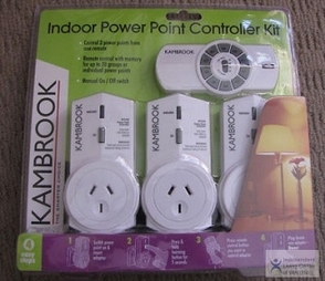 Kambrook Indoor Power Point Controller Unit
