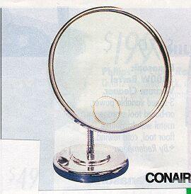 Conair Compact Chrome Lighted Mirror - C9409A