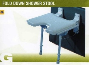Auscare Folding Shower Seat
