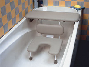 Ascot Combined Bath Board And Seat System