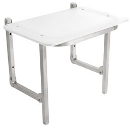 Con-Serv Range of Fold Away Shower Seats with Legs