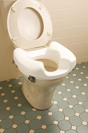 PR11885 Ashby Bariatric Raised Toilet Seat