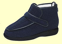 PR01205 Pulman Range of Rehabilitation Shoes
