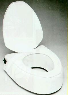PR08306 Etac Delta Toilet Seat Raiser