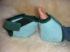 Aussie Sheep & Wool Ankle And Elbow Protectors