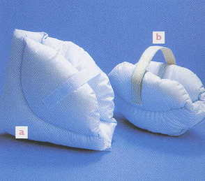 Care Quip Elbow & Heel Padded Cushions