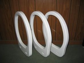PR01154 Throne Accessories Toilet Seat Spacer