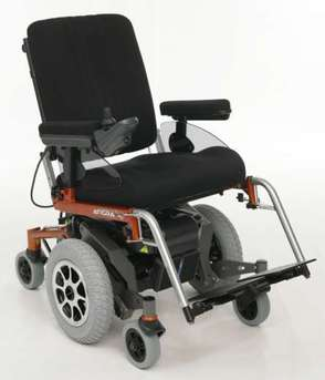 PR01306 AC Mobility Atigra Powered Wheelchair