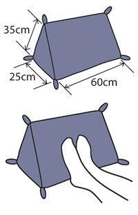 PR00235 Pelican Footrest Bed Cradle