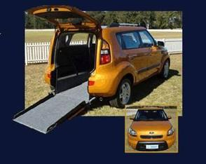 Freedom Motors Kia Soul Conversion
