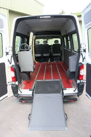 PR07139 Glide-rite Air Suspension And Lowering Floor Modifications