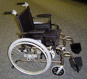 PR15958 Ansa K5 Rear Wheel Drive Wheelchair