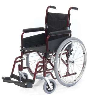PR15774 Ansa Tourer Lightweight Self Propelled Wheelchair