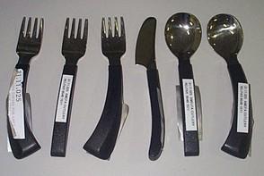 Homecraft Amefa Curved Handle Forks