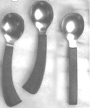 Homecraft Amefa Angled Spoons