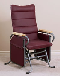 PR05581 Broda Auto Locking Glider Chair