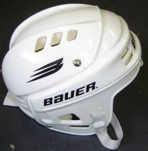 Bauer Range Of Hockey Helmets