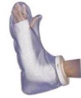 Peppertown Aquatics Seal Tight Cast And Bandage Protectors - large arm model