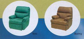 PR04662 Air Comfort Manual Recliners