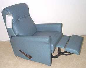 PR11673 Bowen Manual Recliner